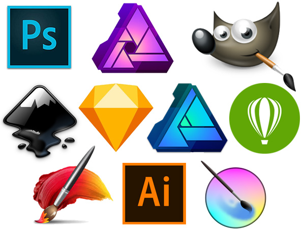 What Is The Best Graphics Software For Windows And Mac Vector And Bitmap Graphics Software